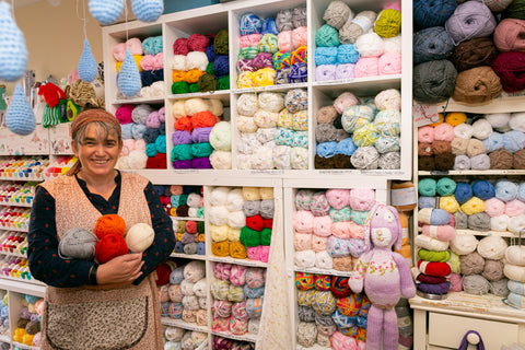 About Maria's Wool Shop