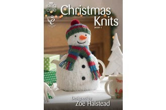 King Cole Christmas Knits - Book 1