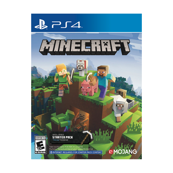 Sony Minecraft, PS4