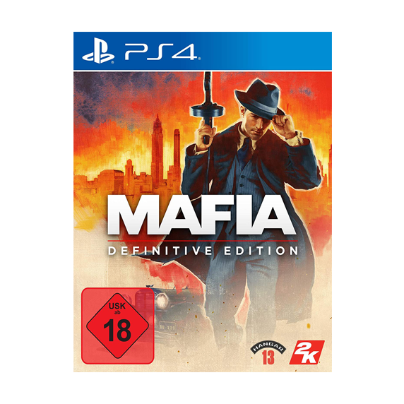 PS4 Mafia - Definitive Edition