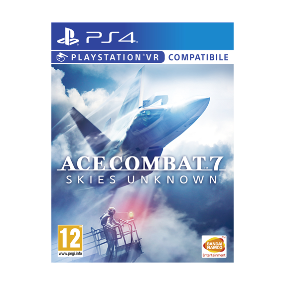 PS4 Ace Combat 7: Skies Unknown EU