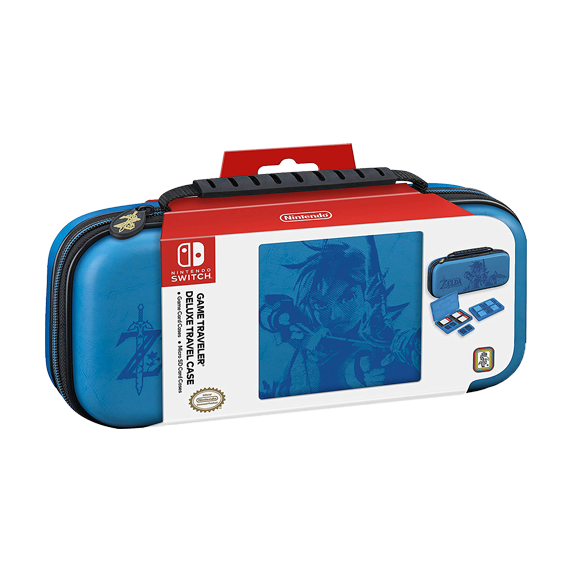 Switch BigBen Game Traveler Deluxe Case Legend of Zelda