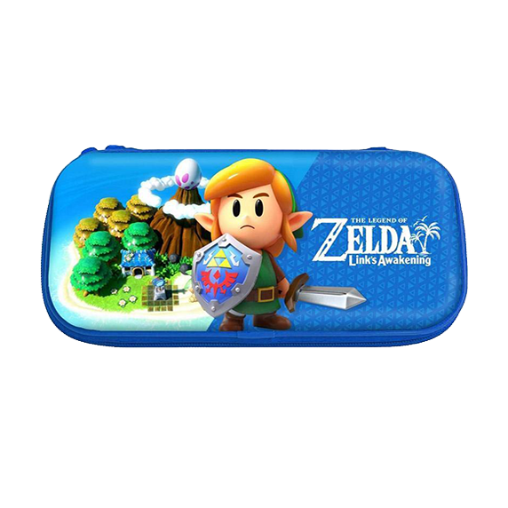 Switch Hori Custodia Rigida Zelda Link s Awakening
