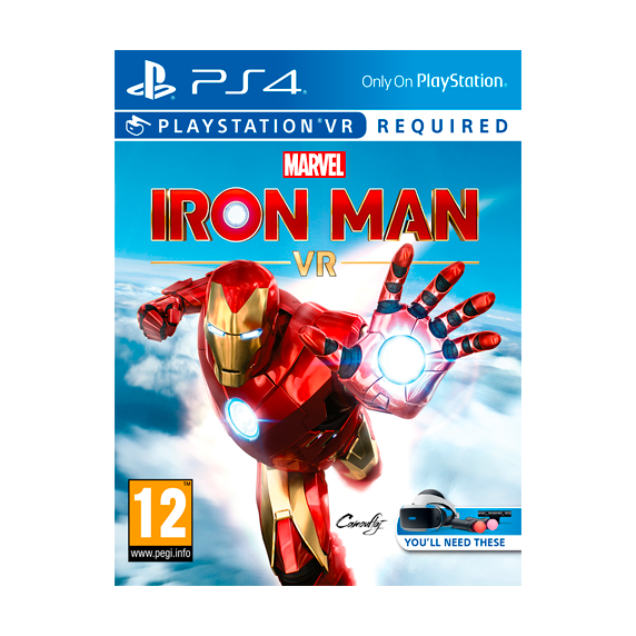 PS4 Marvel s Iron Man VR