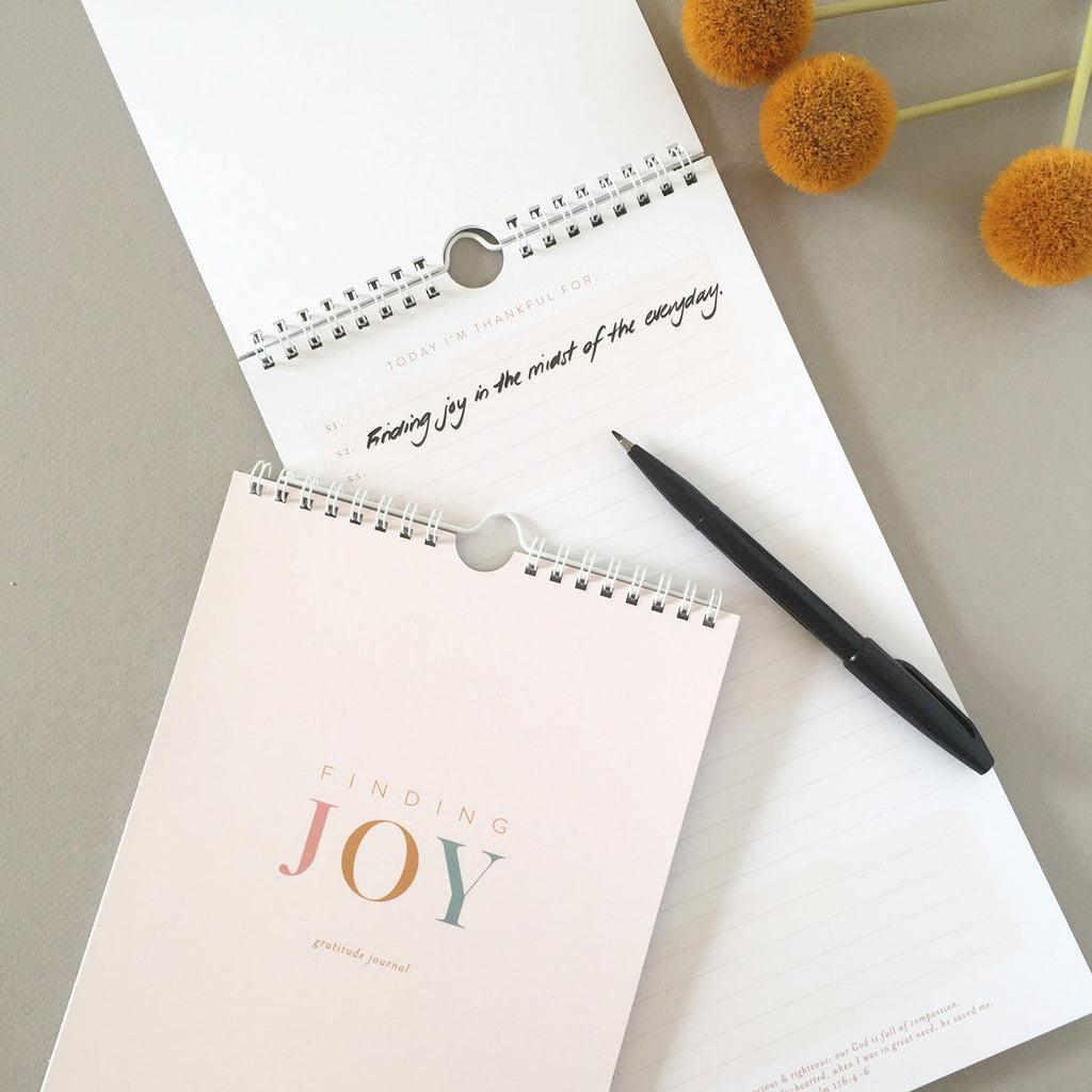 Counting your blessings Gratitude Journal