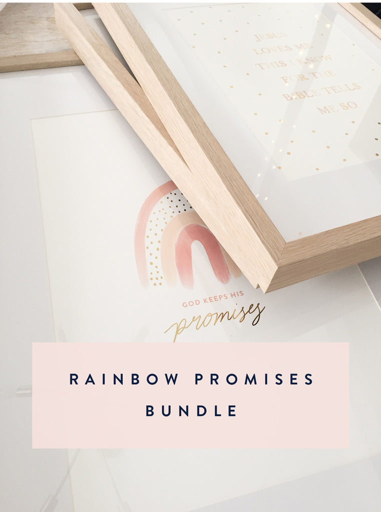 Rainbow Promises BUNDLE