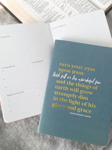 10 Minute Journal ~ Hope ~ Anchor for the Soul