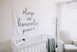 Sleep in Heavenly Peace ~ Muslin Wrap