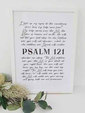 A5 Mini Prints - Zephaniah 3:17 - Olive + Blush