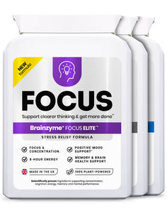 Brainzyme® Focus (3-in-1) Set™