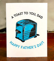 Father's Day Toast