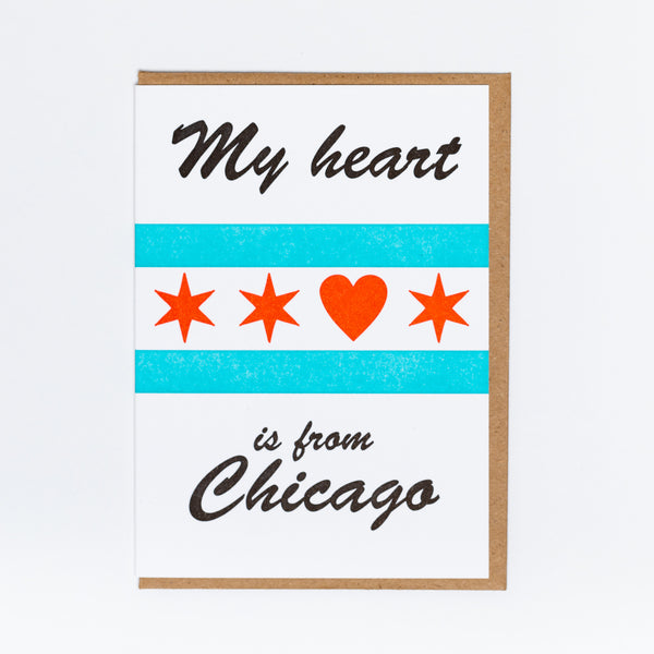 My Heart is from Chicago