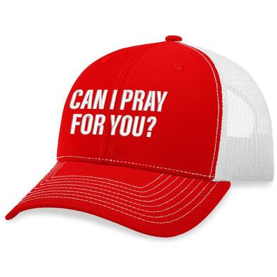 Can I Pray For You Trucker Hat