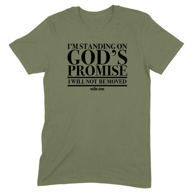 I'm Standing On God's Promise Men's Apparel