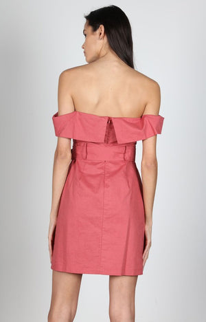 Gigi Dress in Rose