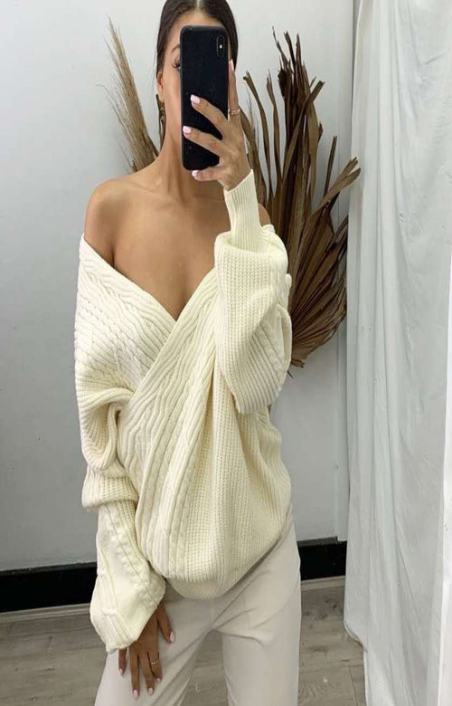 Morning After Knit Sweater