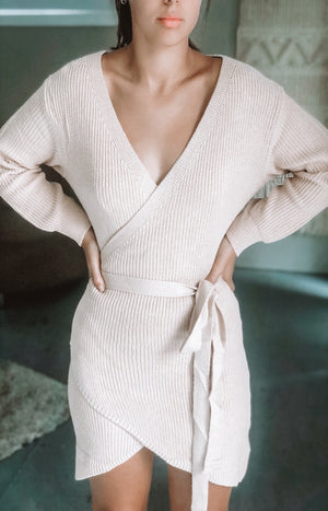 All Time High Sweater Dress