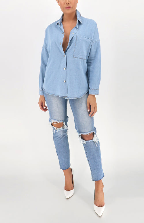 Jules Denim Shirt