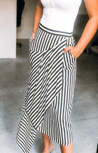 BeetleJuice Split Skirt