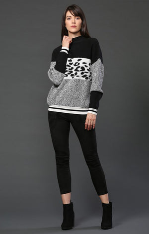 Arlow Block Colour Sweater