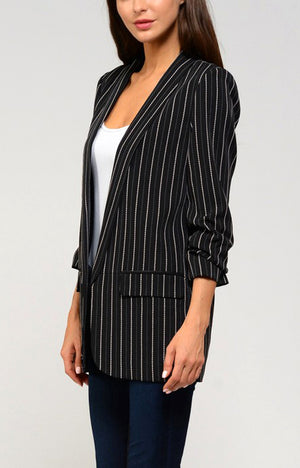 Eve Blazer in Black