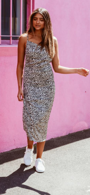 Wild Side Leopard Dress
