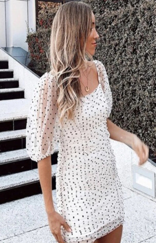 Polka Polka Dress - Preorder