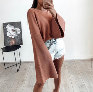 Dusty Rib Knit