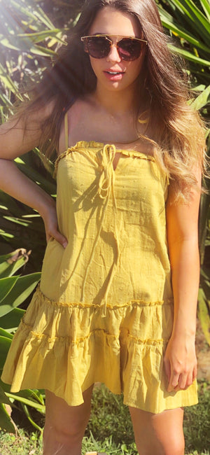 Amber Sundress