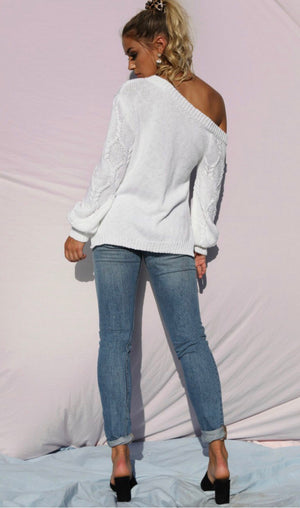 Amelia Knit Sweater