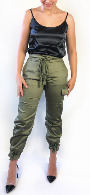 GI Jane Cargo Pants