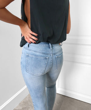 Indi Distressed Jeans