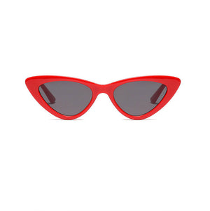 La Mode Sunglasses in Red