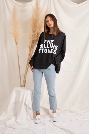 Like A Stone Vintage Sweater - PREORDER