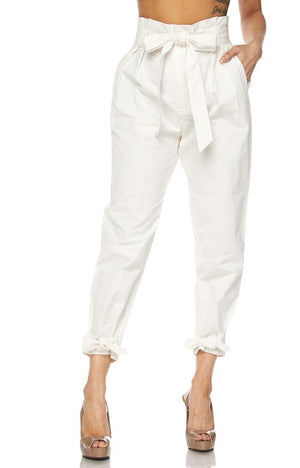 Simple Things Pant in Ivory