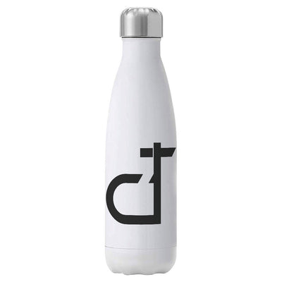 DT Black Logo Insulated Stainless Steel Water Bottle-Danny Tenaglia Store