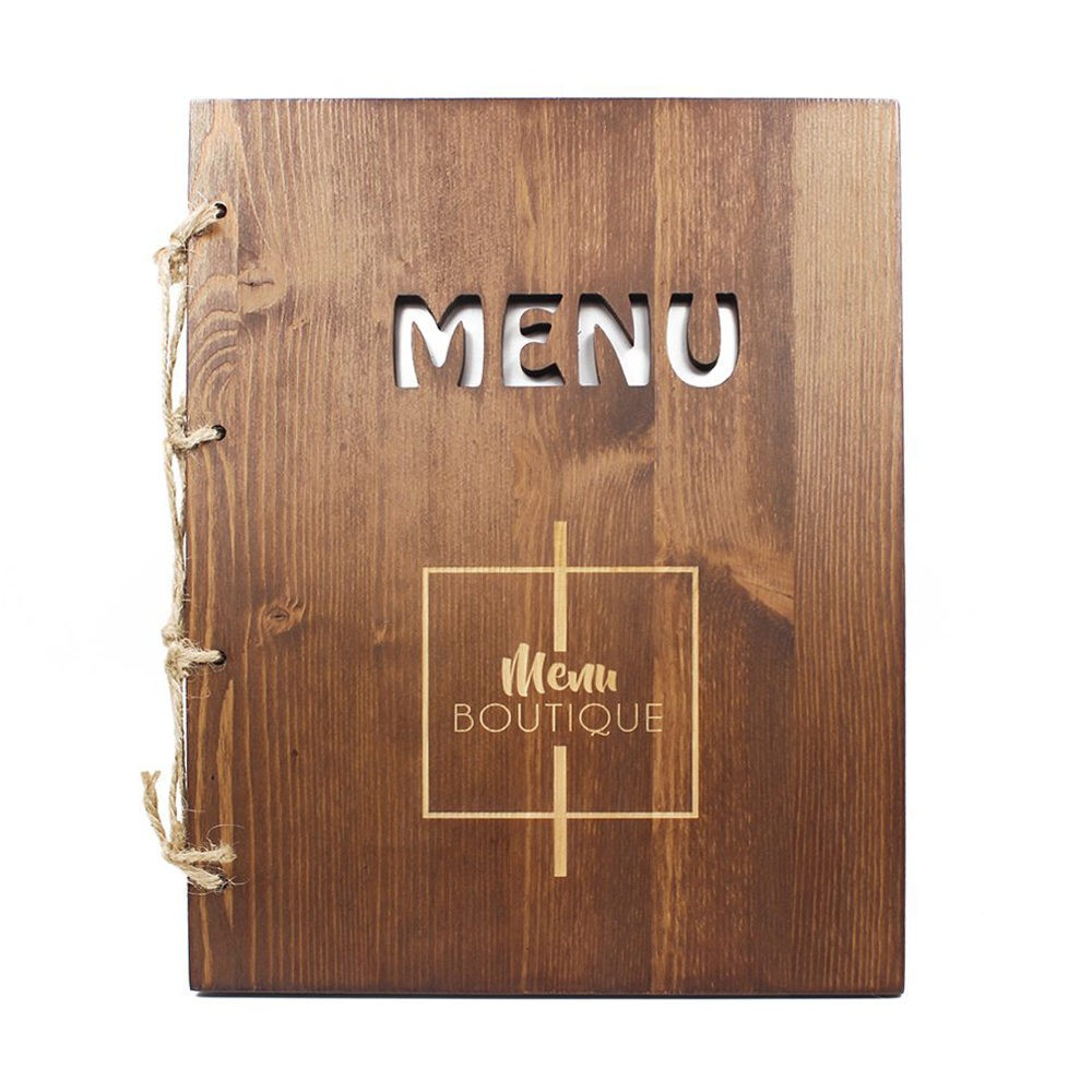 Menu Pin - Menu Boutique