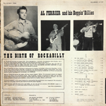 "Al Ferrier and his Boppin' Billies ""The Birth Of Rockabilly"""