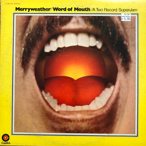 "Merryweather ""Word Of Mouth"""