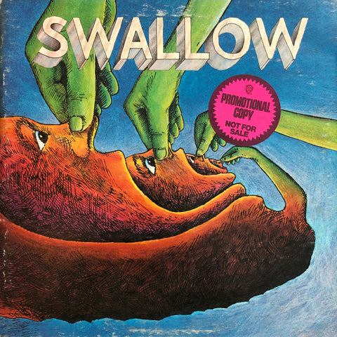 "Swallow ""S/T (Promo)"""