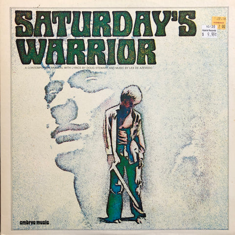 "Saturday Warrior ""S/T"""