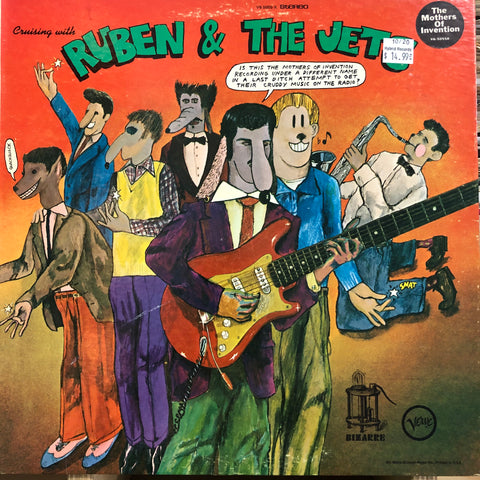"Mothers Of Invention ""Ruben & The Jets"""