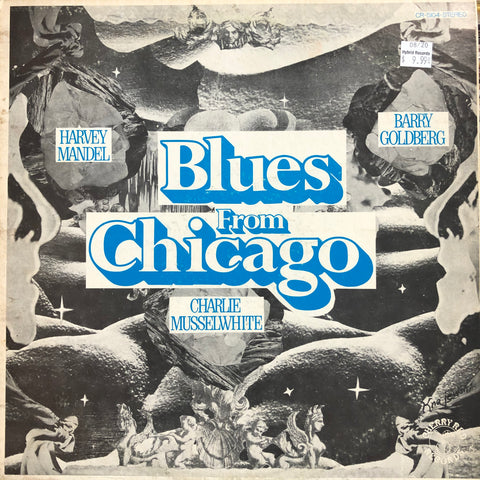 Various Artists: Blues From Chicago