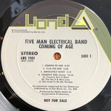 "Five Man Electric Band ""Coming Of Age (Promo)"""