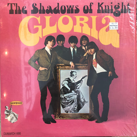 "Shadows Of The Knight ""Gloria"""