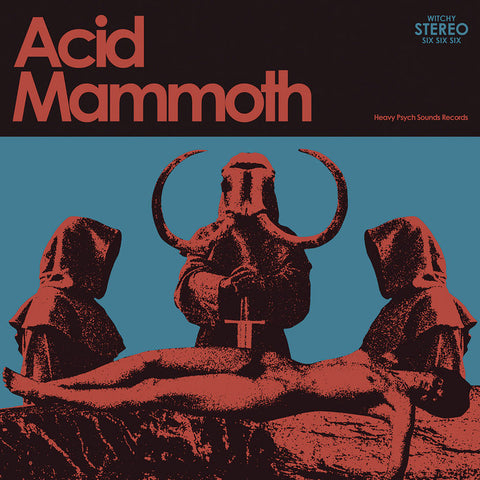 "Acid Mammoth ""S/T (Colored Vinyl)"""