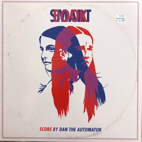 Booksmart Original Score by Dan The Automator (Colored Vinyl)
