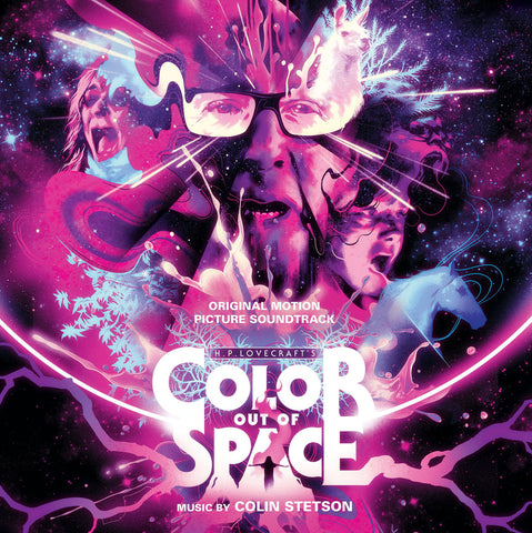Color Out Of Space O.S.T. (Colored Vinyl)