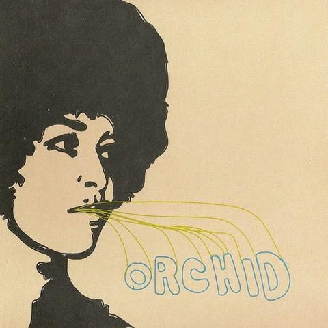 "Orchid ""S/T (Colored Vinyl)"""