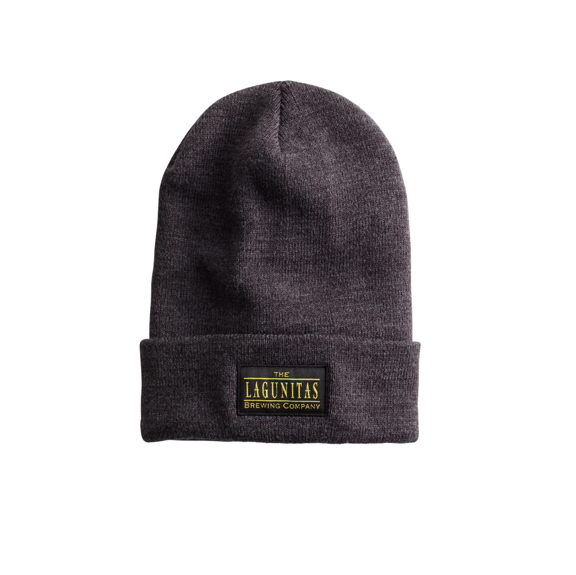 The tasty little Lagunitas logo on this classic beanie really hits the spot.
